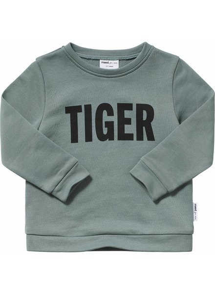 Maed For Mini Sweater Tiger