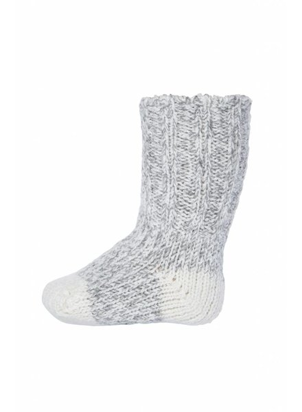 MP Denmark Ski Sock Grey Melange