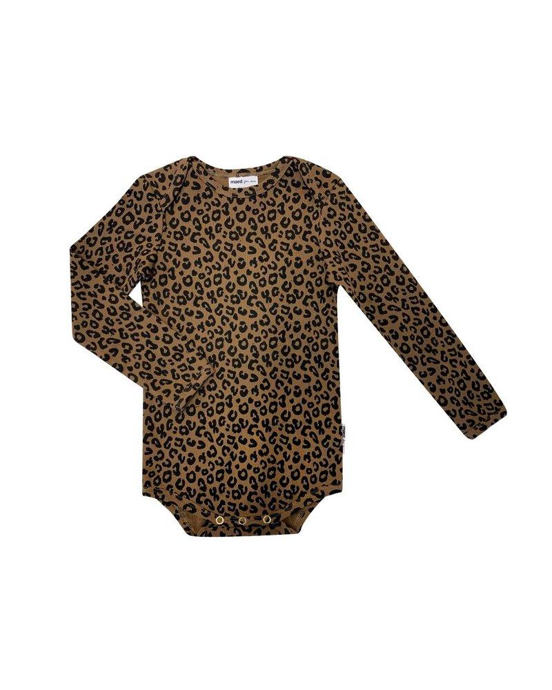 Maed For Mini Brown Leopard Body