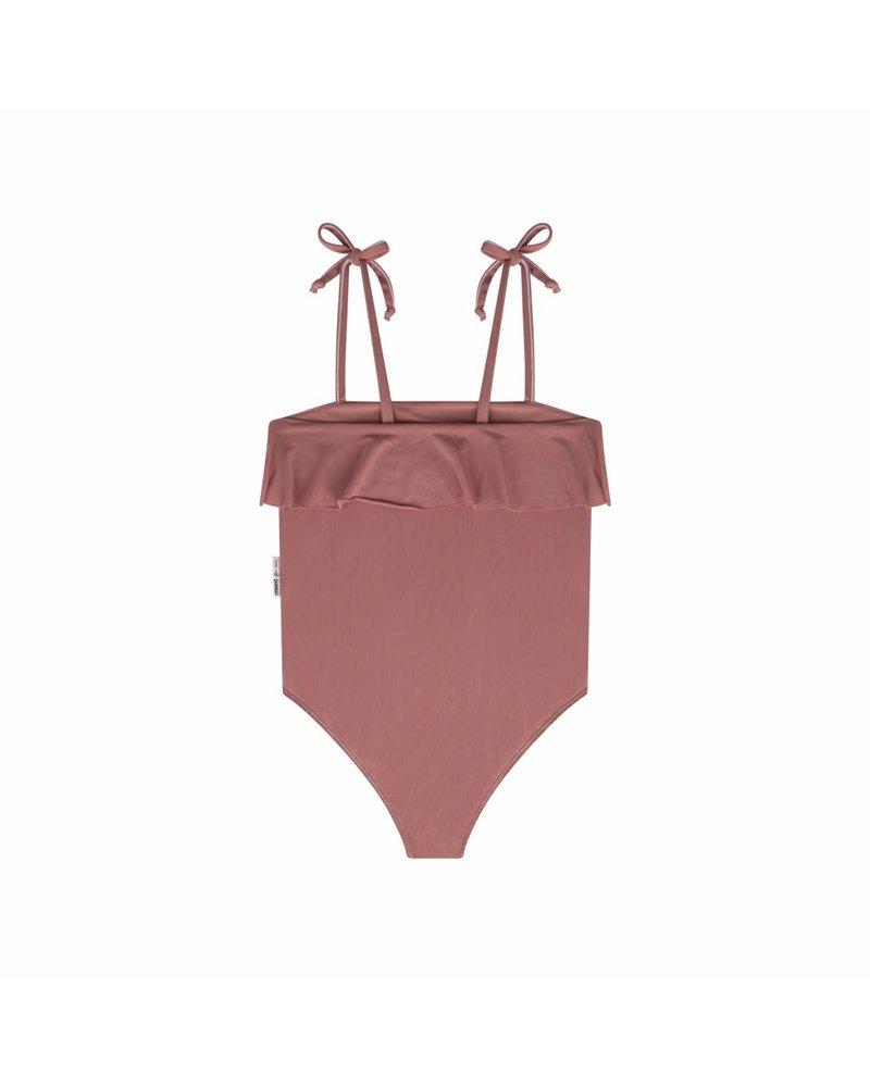 Maed For Mini Funky Flamingo -  Swim Suit