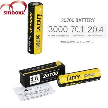 Ijoy 3000mAh 20700 Batterij