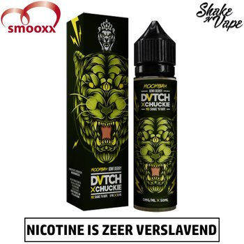 DVTCH x Chuckie - Moombah (50ML)