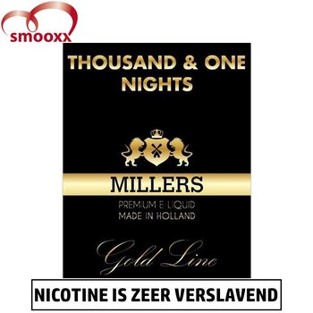 Millers Gold - 1001 Nights (100VG)