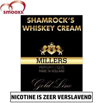 Millers Gold - Shamrock's Whiskey Cream (100VG)