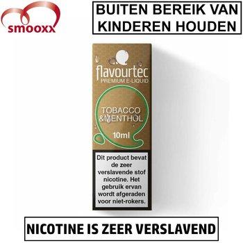 Flavourtec Tobacco & Menthol