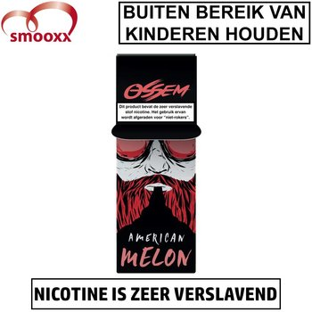 Ossem - American Melon (50ML)