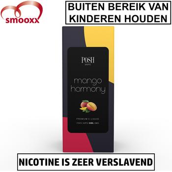 Posh Vape - Mango Harmony (50ML)