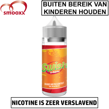 Swish - Orange & Passionfruit (100ML)