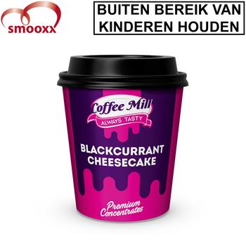 Coffee Mill - Blackcurrant Cheesecake (Aroma)