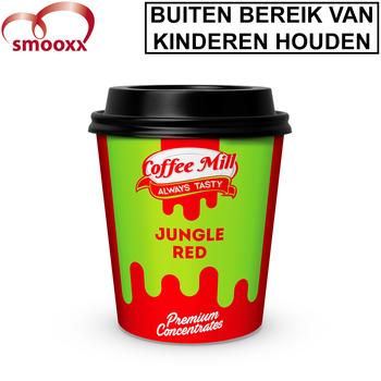 Coffee Mill - Jungle Red (Aroma)