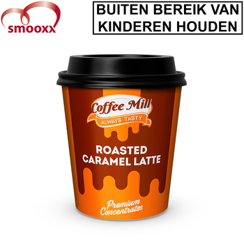 Coffee Mill - Roasted Caramel Latte (Aroma)