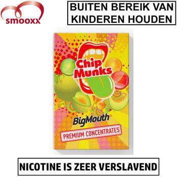 Big Mouth Chip Munks (Aroma)