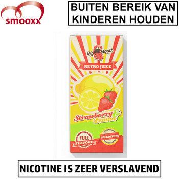 Big Mouth Strawberry & Lemon (Aroma)