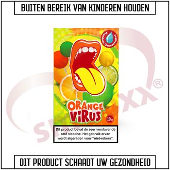 Big Mouth - Orange Virus (Aroma)