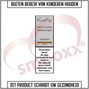 Exclucig Silver Label - Tobacco