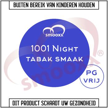 Smooxx 1001 Night (PG Vrij)