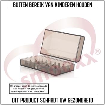 Dual 18650 Batterij Case