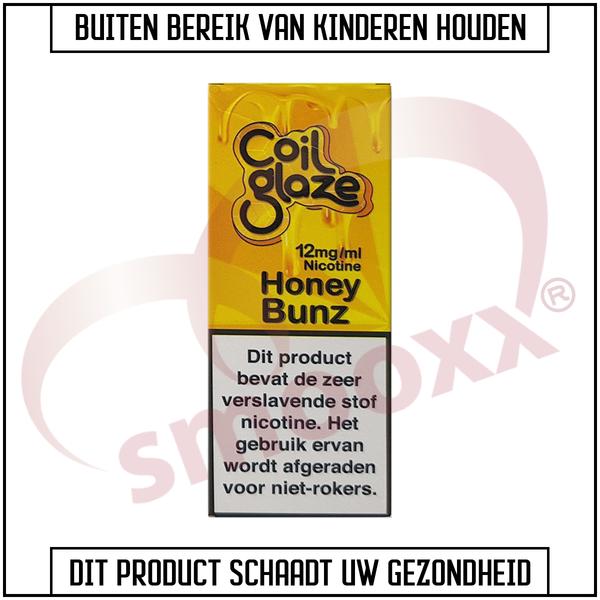 Coil Glaze - Honey Bunz 10ml 80VG