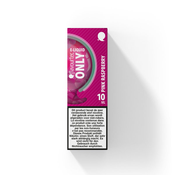 Flavourtec Only - Pink Raspberry