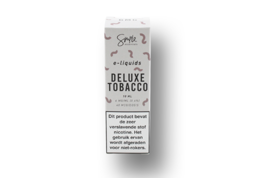 SIMPLE Simple - Deluxe Tobacco