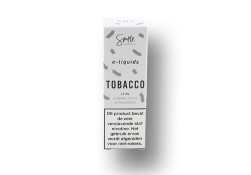 SIMPLE Simple - Tobacco