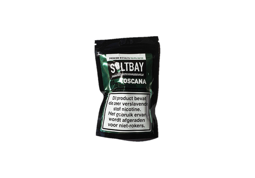 Saltbay Saltbay - Toscana 20mg NicSalt