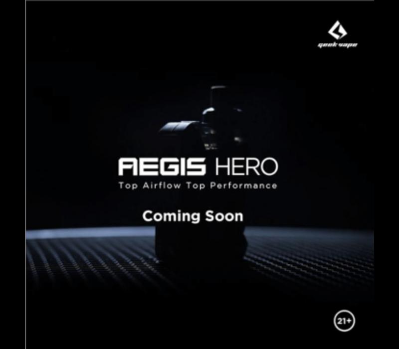 Geekvape - Aegis Hero