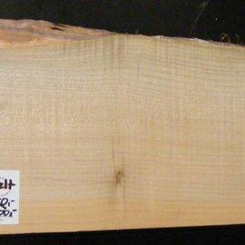 """SPITZAHORN, """"Soft Maple"""", geriegelt, 548 x 193 x 53 mm, 3,1  kg"""