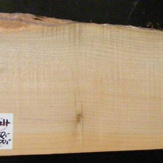 """Ahorn, amerik. SPITZAHORN, """"Soft Maple"""", geriegelt, 548 x 193 x 53 mm, 3,1  kg, Acer macrophyllum"""