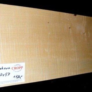 Ahorn, RIEGELAHORN, Gitarrenkorpus, 550 x 180 x 57 mm, 4 kg