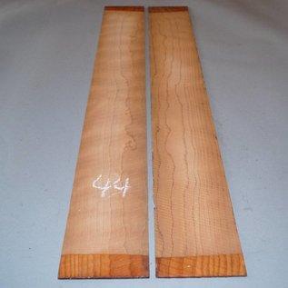 Redwood Zargen, ca. 800 x 110 x 4 mm, spiegelbildlich, Einschnitt 2009
