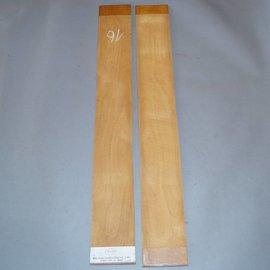 Edelkastanie, Marone, Zargen, ca. 800 x 105 x 4 mm, spiegelbildlich
