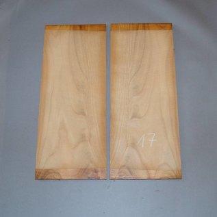Sweet cherry, bottoms, approx. 530 x 230 x 4 mm, 2008