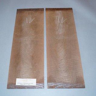 Black Walnut, bottoms, approx. 520 x 200 x 4 mm, 2008