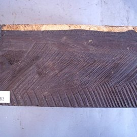 African Blackwood  approx. 150 x 85 x 365 mm, 4,1 kg