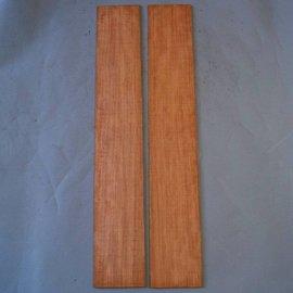 Bubinga Sides, approx. 840 x 130 x 4 mm