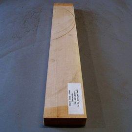 Maple Guitar neck, Rift, 1st choice, 700 x 100 x 30 mm