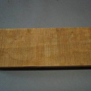 Anegre, Longhi Body, geriegelt, 550 x 180 x 48 mm, 2,8 kg, künstlich getrocknet
