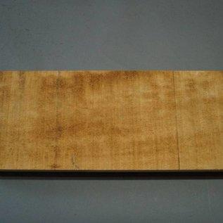 Anegre, Longhi Body, 550 x 180 x 48 mm, 3 kg, künstlich getrocknet