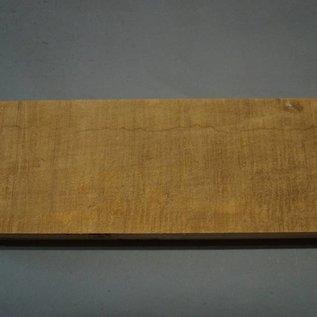 Anegre, Longhi Body, geriegelt, 550 x 180 x 48 mm, 2,6 kg, künstlich getrocknet