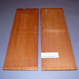 Swietenia Mahagony bottoms, approx. 550 x 190 x 5 mm