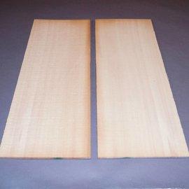 Sitkas Spruce A-Decken, ca. 580 x 210 x 5 mm