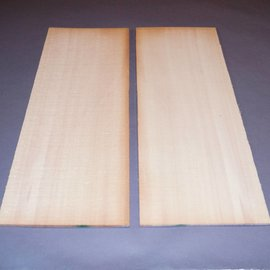 Sitkas Spruce A tops, approx. 580 x 210 x 5 mm