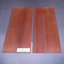 Padouk Böden, ca. 550 x 215 x 4,5 mm