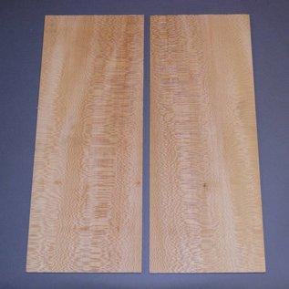 Platane Set Böden & Zargen, ca. 570 x 220 x 4 mm und 870 x 140 x 4 mm, 1,2 kg, spiegelbildlich