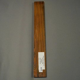 Bocote Fingerboard 1st choice 530 x 70 x 9 mm, 0,5 kg