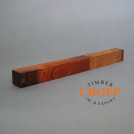 Cocobolo Rosewood dimension
