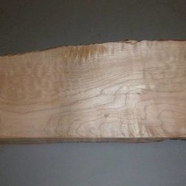 Soft Maple quilted guitar body approx. 550 x 220 x 55 mm, 4,0 kg