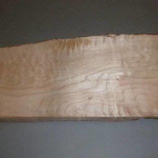 Soft Maple - amerikanischer Spitzahorn - quilted Gitarrenbody ca. 550 x 220 x 55 mm, 4,0 kg