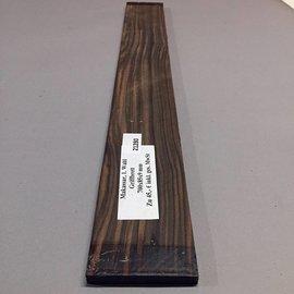 Makassar Griffbrett ca. 700 x 85 x 9 mm